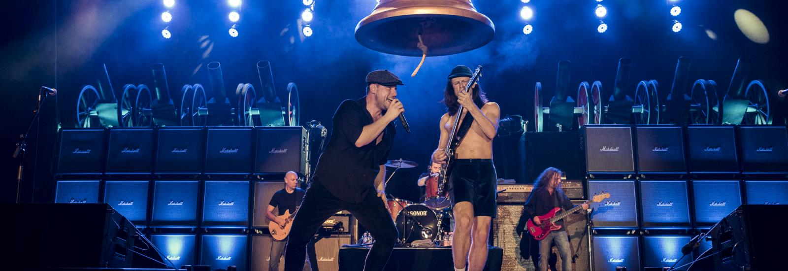 Barock - AC/DC TRibute Show - am 11.01.2019 live in der Posthalle Würzburg